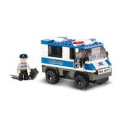 Sluban Police - Gevangenen transport politiebus M38-B0273
