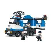 Sluban Police - mobiele politie post - M38-B0187