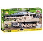 Cobi Small Army - WW2 Tiger 131 / The Tank Museum (2477)