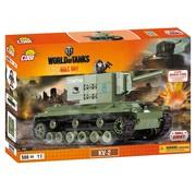 Cobi Small Army World of Tanks - KV-2 (3004)