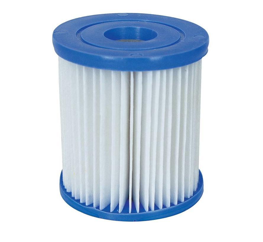 2 stuks Flowclear Filterpatroon Type I - Voor filterpompen tot 1,2 m³