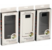 Soundlogic Draagbare Super Powerbank 12000 mAh met LCD Display