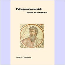 Pythagoras in Mozaïek
