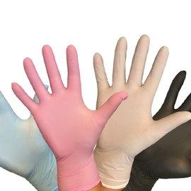 Abena  Latex handschoenen gratis proefmonster