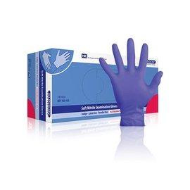 Klinion Nitril handschoenen blauw lange mouw 290mm-Klinion