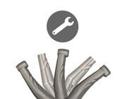 Reparatie hand- & hoekstukken
