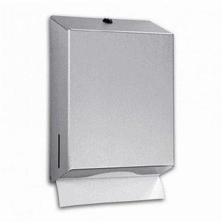 MTS euro Handdoekdispenser RVS kopen