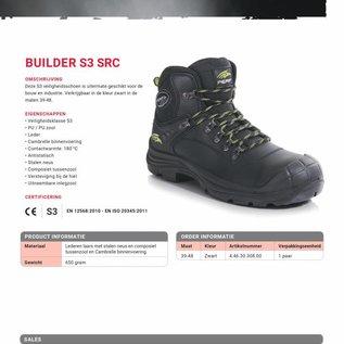 Perf  Perf Buildner S3 SRC werkschoen