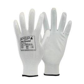 PSP Werkhandschoenen - President Safety  Montage handschoenen PSP Allround PU Poly Flex Wit 10-700