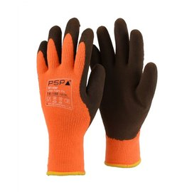 PSP Werkhandschoenen - President Safety  Thermo werkhandschoenen winter Latex foam PSP Pro 18-150
