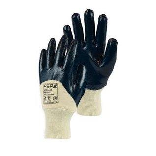 PSP Werkhandschoenen - President Safety  PSP 10-210 NBR Blue allround werkhandschoen