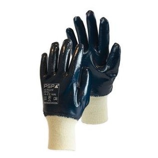 PSP Werkhandschoenen - President Safety  PSP 10-212 NBR Blue allround werkhandschoen