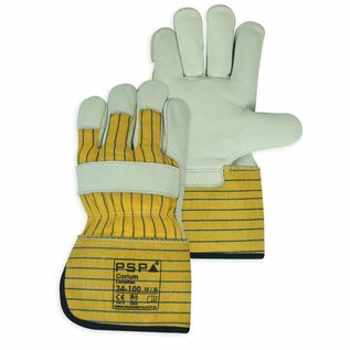 PSP Werkhandschoenen - President Safety  PSP 34-100 Corium werkhandschoen