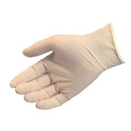 Abena  Latex Handschoenen met poeder 100 stuks