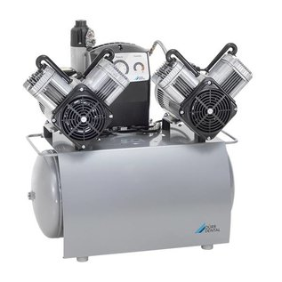 Dürr Dental Duo tandem compressor