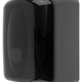 PlastiQline 2020 Papierrolhouder kunststof zwart geschikt voor midi papierrollen