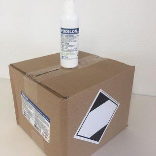 Podilon Huiddesinfectie 100 ml sprayflacon met toelatingsnummer