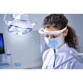 vb-protect Face Shield- Gezichtsmasker  medisch  + 2  schermen