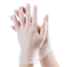 medica Vinyl handschoenen poedervrij 100 stuks