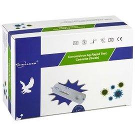 Healgen Healgen Covid-19 sneltest, corona antigeen test.