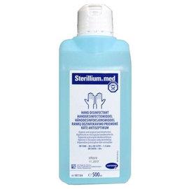 Sterillium med handdesinfectiemiddel  Sterillium Med 500 ml handdesinfectiemiddel