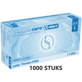 Sempercare-Semperit Latex Handschoenen IC 10x100