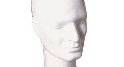 Pruikenkoppen / hoofdjes