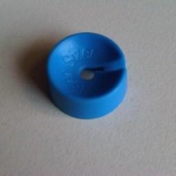 MB onbedrukt kobalt blauw