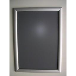 Klik-lijst 30x42  cm Alu-klap -A3 recht