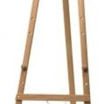 Ezel blank voor krijtbord - hoogte 165cm