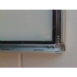 Klik-lijst 42x59  cm - A2 - WATERDICHT