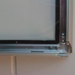 Klik-lijst 50x70  cm - WATERDICHT