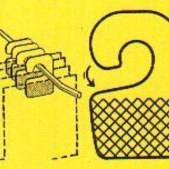Hang-ups 28x45mm - J-hook - open haak - op rol van 3000 stuks.<br /> <br /> Aantal: 3000<br /> Formaat: 28 x 45 mm<br /> Kleefstrook: Flexi<br /> Lijm formaat: 28 x 18 mm<br /> Materiaal: 500 micron PET top