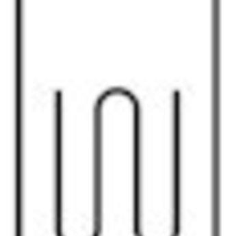 Hang-strip 25x135 mm pet 380 micron 1000 stuks