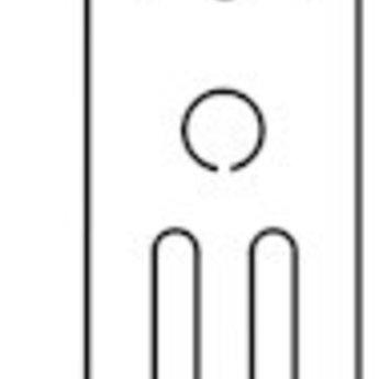 Hang-strip 35x50 mm 630 micron    1500st