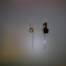 Kaartklem mini met speld 20 mm 50stuks