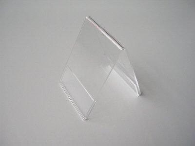 Acryl-dakstandaard breedte x hoogte 105x74 mm - A7