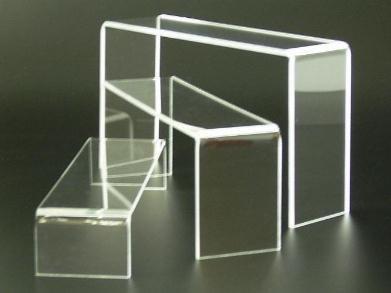 Acryl-bruggetje 25x7cm hoog  50mmMade in Holland