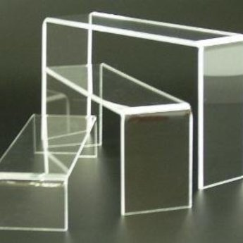 Acryl-bruggetje 25x7cm hoog 200mmMade in Holland