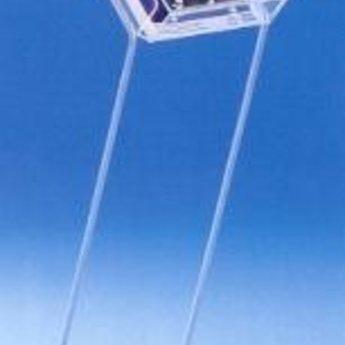 Folderbakje A4 hoogte 89 cm