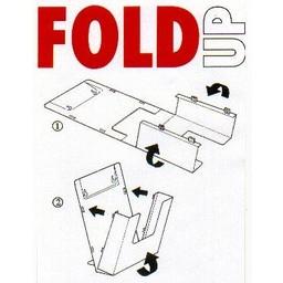 Plano folderbakje A5 staand/hangend