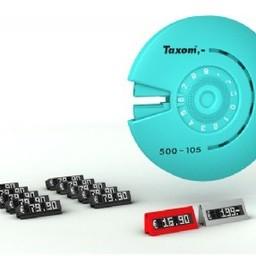 Taxom Prijsblokjes maker Taxom Printer 500-105