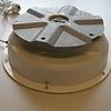 Draaiplateau  25 kg 220V d230 h100 o2.5