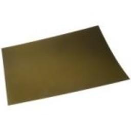 Etalage-karton 48x68 cm goud 380gr/m2