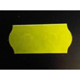 Etiket 2612 geel perm 2-slit      54.000