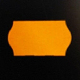 Etiket 2212 golf fl. oranje perm 63.000