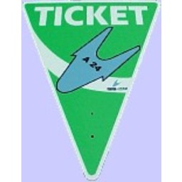 Sign >> Take a ticket