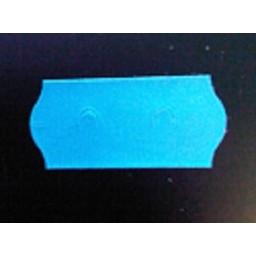 Etiket 2612 blauw permanent      54.000