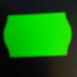 Etiket 2616 golf fl.groen permanent 39.6