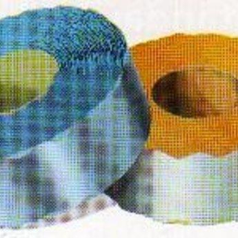 Etiket 2612 golfrand wit afneembaar  2-sl  54.000  (=36 rollen a 1500 etiketten) Geschikt voor Meto.